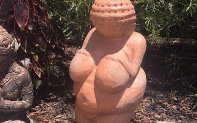 A Touch of History – the Venus of Willendorf