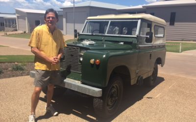 1962 Landrover Makes For A Rattling-Good Hobby