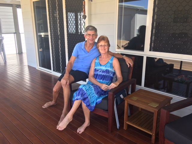 A New Place To Call Home For Janna and Marinus Laarburg