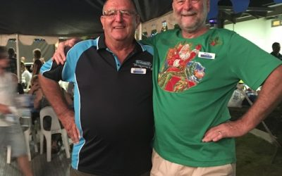 300 Plus Residents Celebrate At RV Homebase Christmas Party