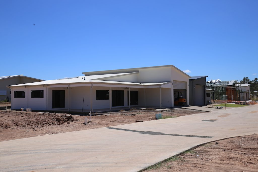 Adding the finishing touches to a home in Stage 8 of RV Homebase.
