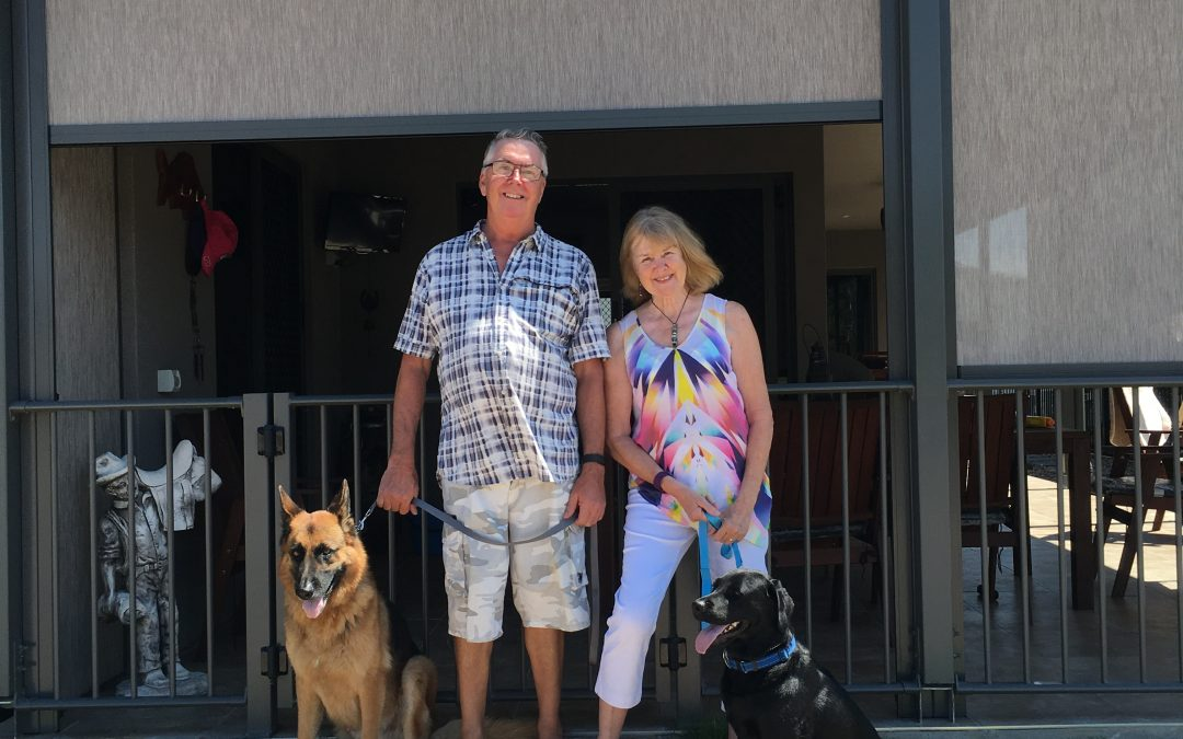 Resort Style Living A Life Changer For RV Homebase Couple